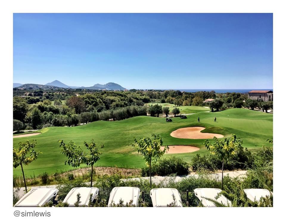 Golf In Greece