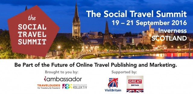 Social Travel Summit 2016
