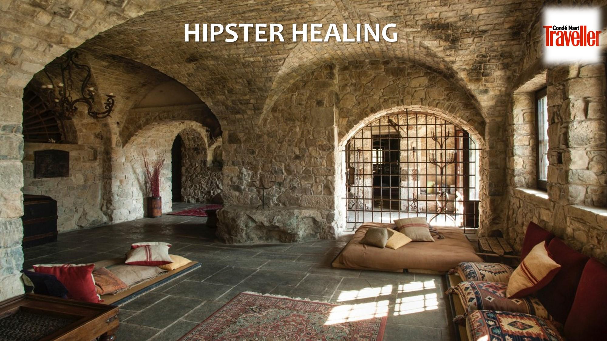 HIPSTER HEALING